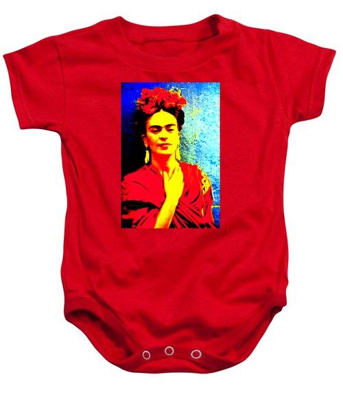 Funky Frida IIi Baby Onesie