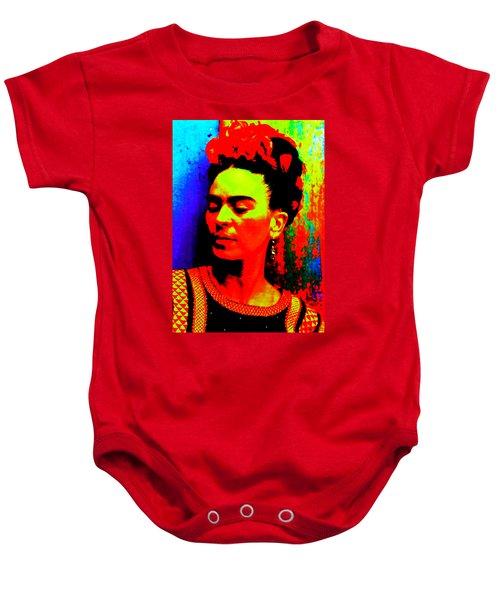 Funky Frida Baby Onesie