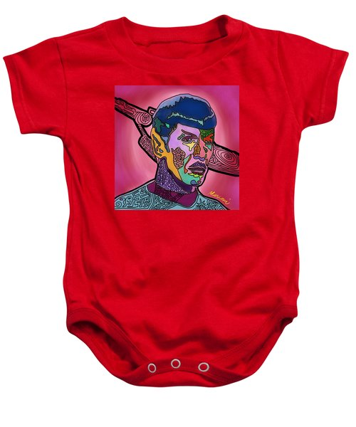 He Lived And Prospered Baby Onesie