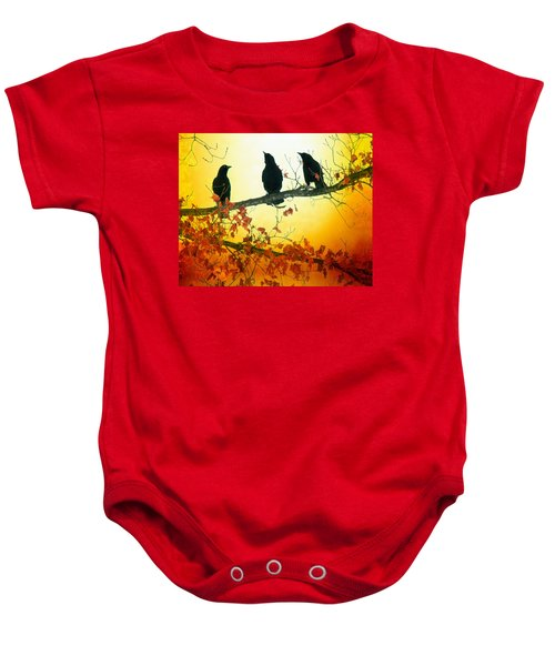 Here Comes The Sun Baby Onesie