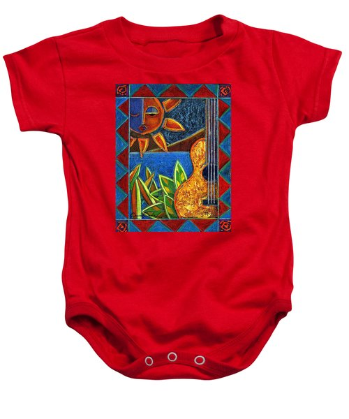 Hispanic Heritage Baby Onesie