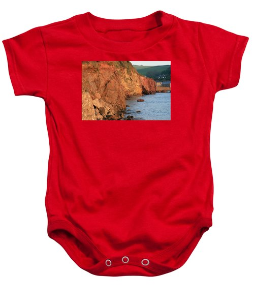 Hope Cove Baby Onesie