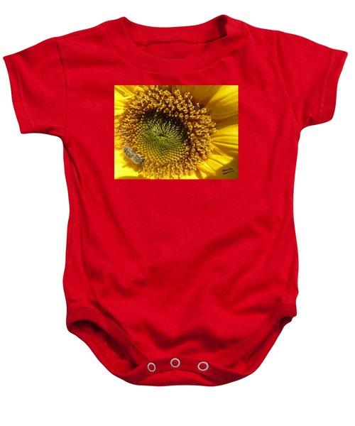 Hopeful - Signed Baby Onesie