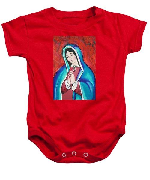 Mary Baby Onesie