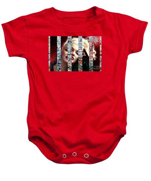 Mm 128 Sis 4 Baby Onesie