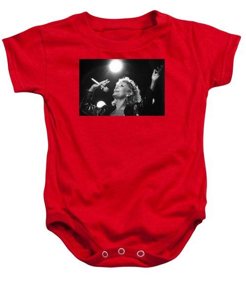 Petula Clark  Baby Onesie