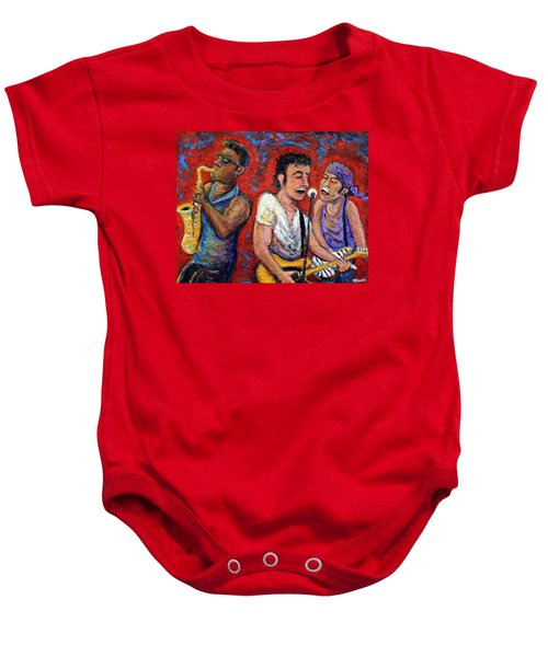Prove It All Night Bruce Springsteen And The E Street Band Baby Onesie