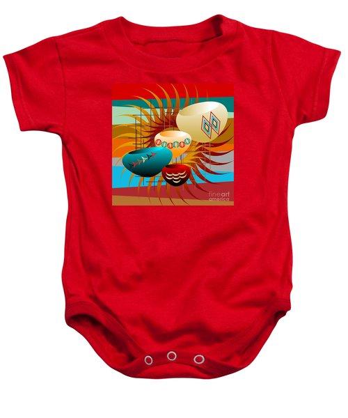 Sedona Still Life 2012 Baby Onesie