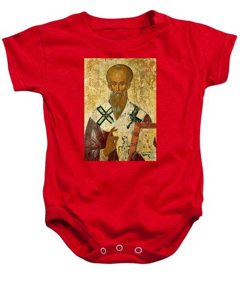 St. Clement Baby Onesie