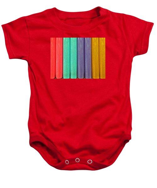 Sweet Colors Baby Onesie