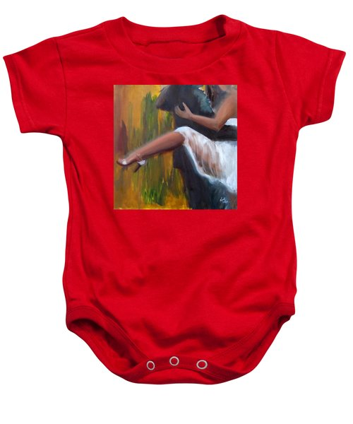 Tango On The Piazza Baby Onesie