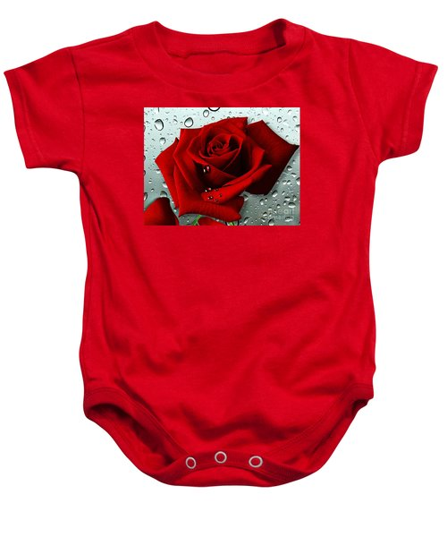 Tears From My Heart Baby Onesie