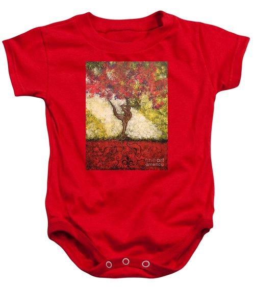 The Dancer Series 7 Baby Onesie