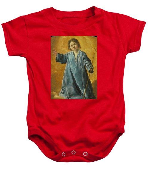 The Infant Christ Baby Onesie