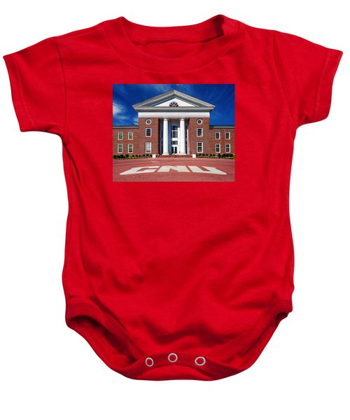Trible Library Christopher Newport University Baby Onesie