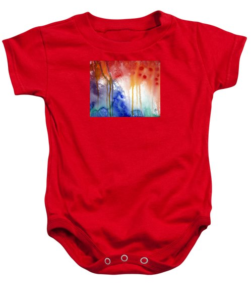 Waves Of Emotion Baby Onesie