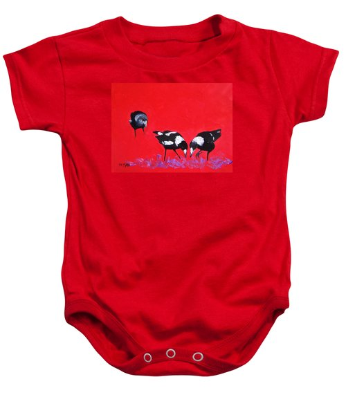 What About Me Baby Onesie by Jan Matson