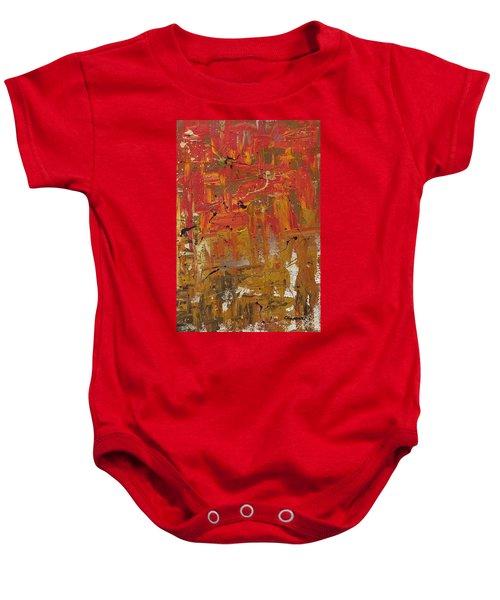 Wonders Of The World 3 Baby Onesie