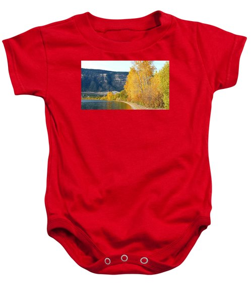 Country Color 6 Baby Onesie