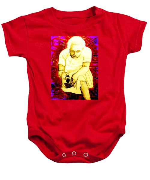 Suruhana Baby Onesie