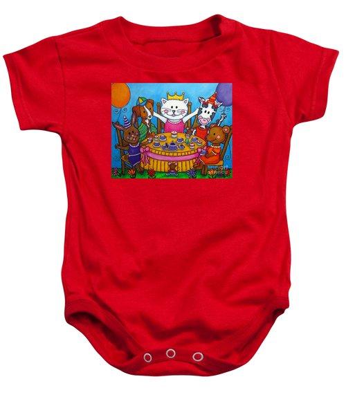The Little Tea Party Baby Onesie