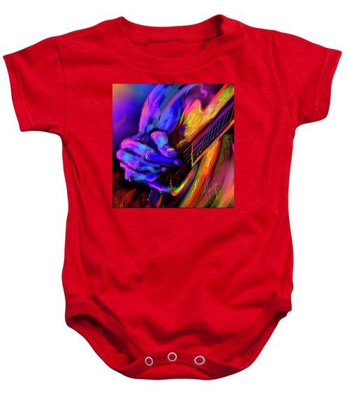 Unplugged Baby Onesie