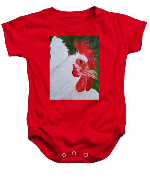 #13 Pearl Baby Onesie