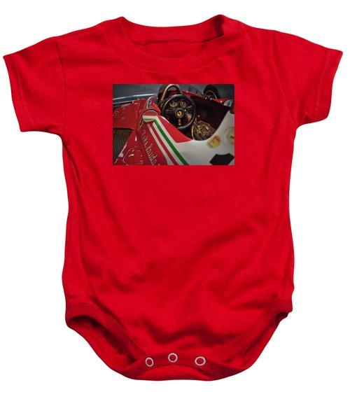 Number 11 By Niki Lauda #print Baby Onesie
