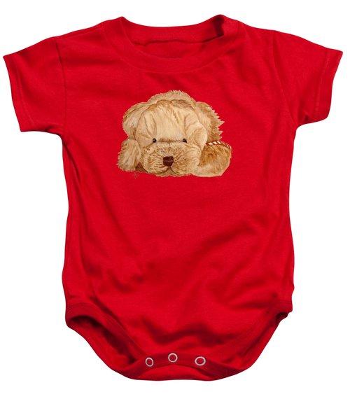Puppy Dog Baby Onesie