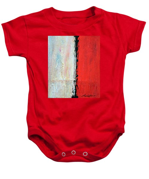 Abstract 200803 Baby Onesie