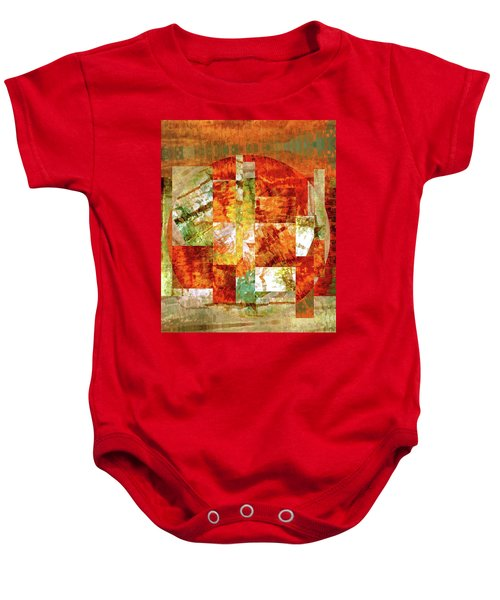 Abstract No. 79-1 Baby Onesie