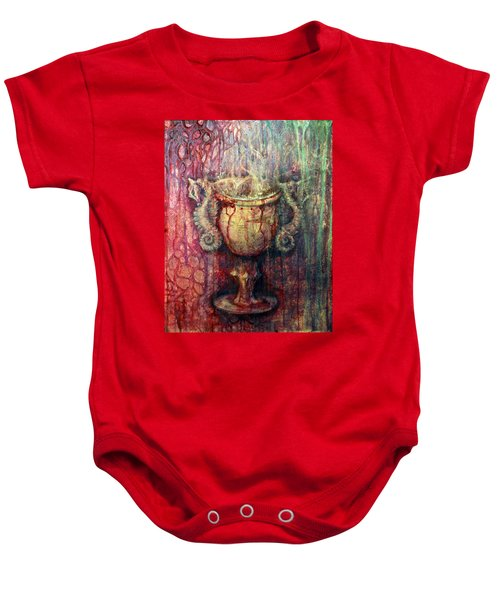 Ace Of Cups Baby Onesie