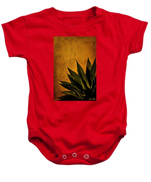 Adobe And Agave At Sundown Baby Onesie