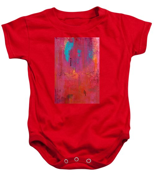 All The Pretty Things Baby Onesie