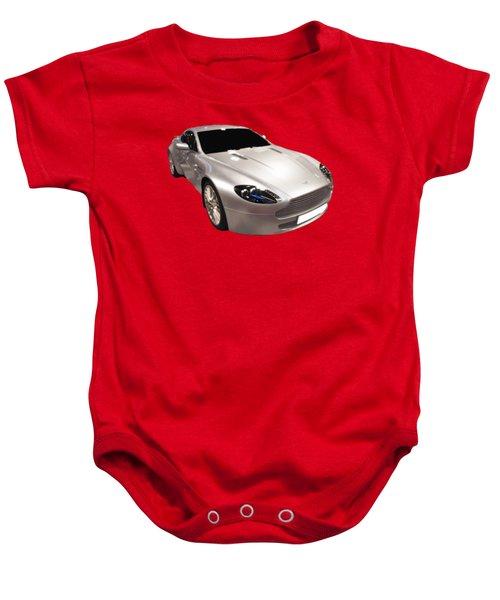 Am Sports Car Art Baby Onesie
