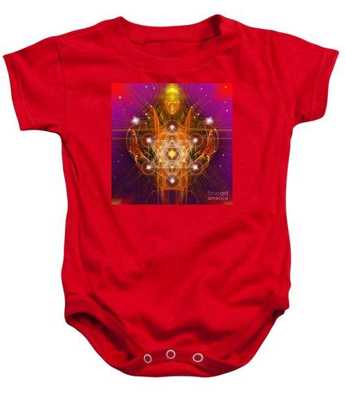 Archangel Metatron Baby Onesie