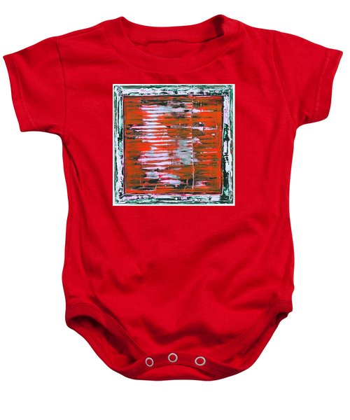 Art Print California 11 Baby Onesie