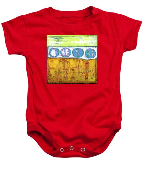 Art Print Venice Baby Onesie