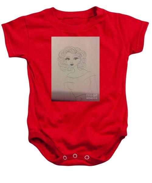 Ashley Barbour Baby Onesie