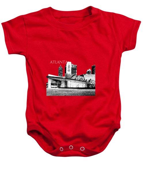 Atlanta World Of Coke Museum - Dark Red Baby Onesie