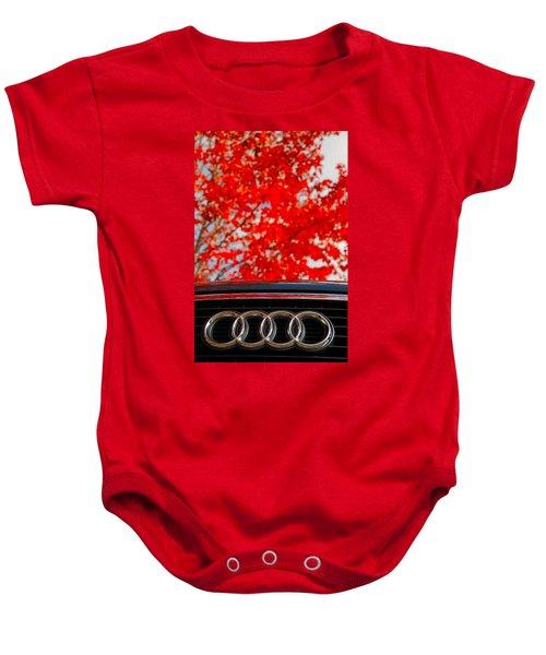 Audi Baby Onesie