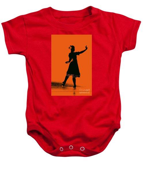 Ballet Girl Baby Onesie