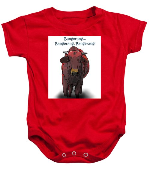 Bangerang Baby Onesie