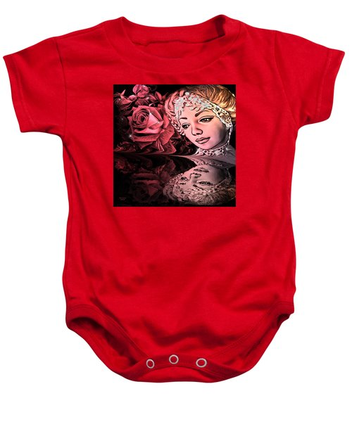 Beautiful Reflections Baby Onesie