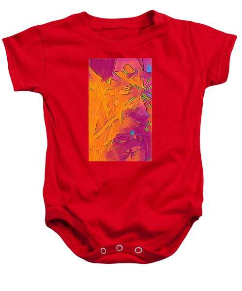 Big Boy Electric Baby Onesie