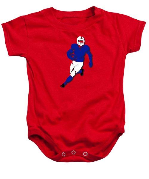 Bills Player Shirt Baby Onesie