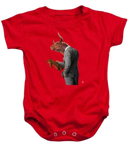 Bull Baby Onesie