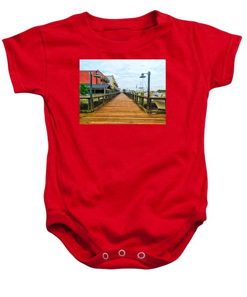 By George Baby Onesie