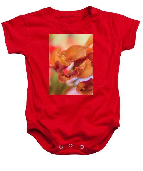 Calla Lilies Baby Onesie