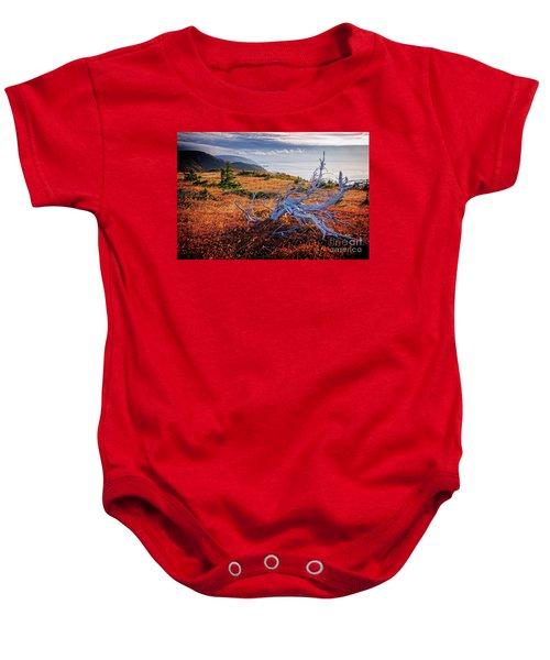 Cape Breton Highlands Baby Onesie